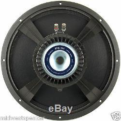 Eminence EPS-15C 15 Pedal Steel Guitar Speaker 4 ohm Neodymium FREE SHIPPING