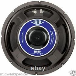 Eminence LEGEND B810 10 Bass Guitar Speaker 32 ohm 150 Watt FREE US SHIPPING