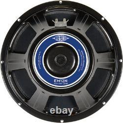 Eminence LEGEND EM12N 12 Guitar Neo Speaker Only 6.6 lbs EVM-12L Replacement