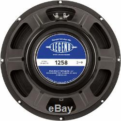 Eminence Legend 1258 12 Guitar Speaker 8 ohm FREE US SHIPPING