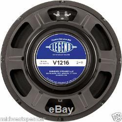 Eminence Legend V1216 12 Guitar Speaker 16 ohm FREE SHIPPING