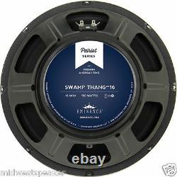 Eminence SWAMP THANG 12 Guitar Speaker 16 ohm 150 Watts NEW FREE SHIPPING