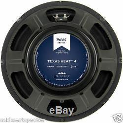 Eminence TEXAS HEAT 12 Guitar Speaker 4 ohm 150 Watt NEW FREE SHIPPING
