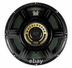 Eminence Wheelhouse 200 15 NEO Guitar Speaker 8 ohm 200 watt FREE US SHIPPING