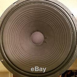 Fane JMI Vox Speakers (2)