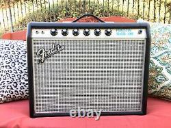 Fender 68 Custom Princeton Reverb With Original 1974 Speaker