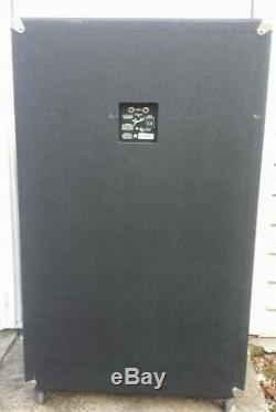 Fender Bassman Speaker Cabinet