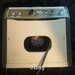 Fender Champion 600 Guitar 5w tube Combo Amp upgraded w Jensen MOD Speaker