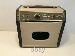 Fender Champion 600 Tube Preamp Power Amp 6 Speaker Two-tone Retro With Cords