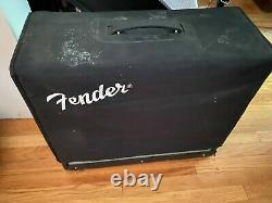 Fender Hot Rod DeVille 60 watt 2 x 12 speakers all tube