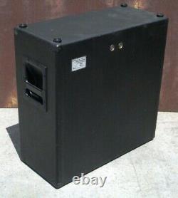 Fender Speaker Enclosure 4-12CB Empty Guitar Cabinet