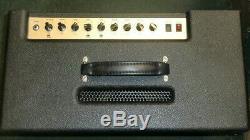 Friedman Runt 50 1X12 Tube Combo Amp Guitar Speaker Nice
