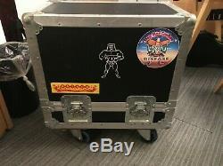 Gibson Goldtone Ga15-rv Combo Guitar Amplifier With Avatar Speaker & Road Case