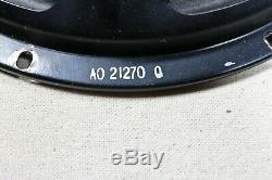 Guitar Amplifier Speaker Jensen P12R 8 ohm alnico magnet speaker