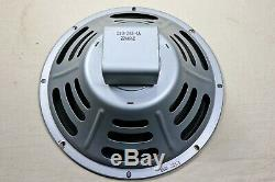 Guitar Amplifier Speaker Jensen P12R 8 ohm alnico magnet speaker 12