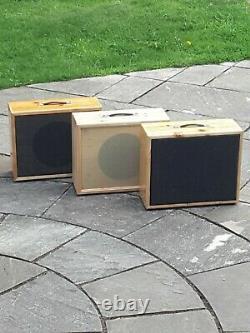 Guitar Speaker Cabinet. 1 x 12 UK Hand Built Unloaded
