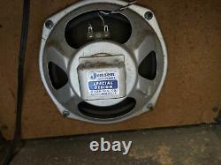 Harmony H400A Vintage 1960s Tube Guitar Amplifier W Jensen Speaker AS/IS