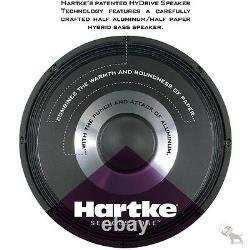 Hartke HD75 75 Watt Solid State Bass Combo Amp with Single 12 HyDrive Speaker