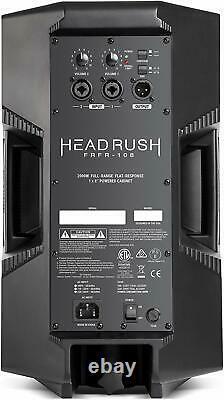 HeadRush FRFR-108 2000-Watt Full-Range 1x8 2-Way Powered Speaker