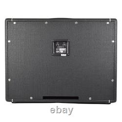 Hiwatt LR212 Little Rig Companion Guitar Amp Speaker Cabinet, 2x12 Fane-Loaded