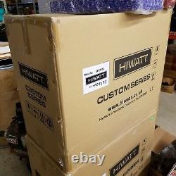 Hiwatt SE2121C Guitar Cabinet 2x12 Celestion Speaker