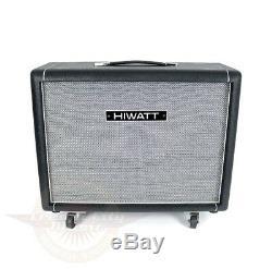Hiwatt SE2121F 150W 2x12 Guitar Speaker Cabinet 8 Ohms, 150 Watts, 2 12 Fane
