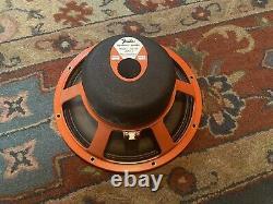 JBL D120F Fender Orange Frame 8 Ohm