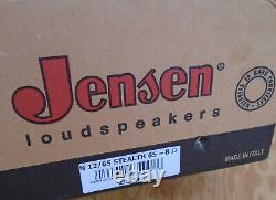 JENSEN NEO 12 JET TORNADO STEALTH. UP TO 65 WATTS GUITAR AMP SPEAKER, 8 Ohm