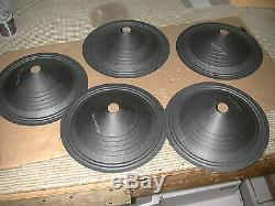 JENSEN P10R Original Donal Kapi PAPER Speaker Cones