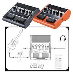 JOYO Jam Buddy 2-in-1 Portable Rechargeable Pedal Guitar Amp Amplifier Speaker