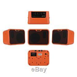 JOYO Portable Electric Guitar Amplifier Speakers Amp 10W Ukulele+Dual Ch G6Z0