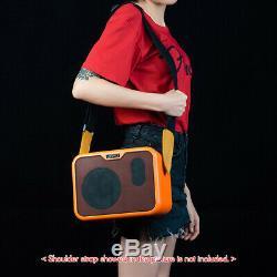JOYO Portable Electric Guitar Amplifier Speakers Amp 10W Ukulele+Dual Ch Y1T4
