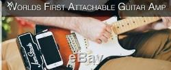 Jam stack WIRELESS Electric guitar amplifier and bluetooth speaker first in uk
