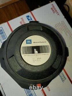 Jbl E110 10 8 Ohm Guitar Speaker