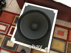 Jensen NEO 15-300 15 300-watt Instrument Guitar Speaker, 8 Ohm Unique Tone