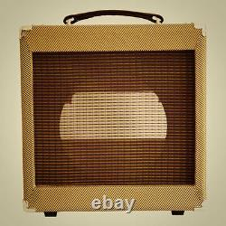 Juketone Tweed Amplifier Cabinet 8 10 12 Champ, Princeton, Deluxe Blues Jr style