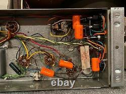 Leslie Speaker 147 Amplifier Amp Hammond Organ B3 C3 A100