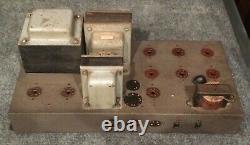 Leslie Speaker 31H Type 2 Amplifier Amp 147 Relay Hammond B3 C3 B2 Organ 122