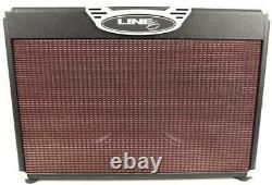Line 6 Vetta 160w 2x12 Electric Guitar Amplifier Amp Speaker Cabinet Cab