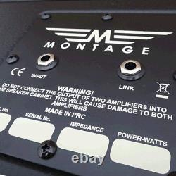 MONTAGE INTRO 112 GUITAR SPEAKER Loaded With a CELESTION K12H (KEMPER STYLE)