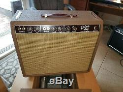 Marsh 6G3 Brown Deluxe 15 Watt Amplifier Brand New! 12 Weber Alnico Speaker