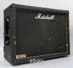 Marshall 1922 2 x 12 Stereo Speaker Cabinet with Celestion G-12 Vintage 30s
