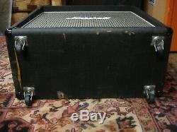 Marshall 1960B 1979 Original Celestion G12H-30 T1281 55hz Speakers 444 Cones