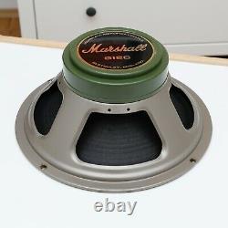 Marshall (Celestion) G12C Greenback Guitar Speakers (Quad)