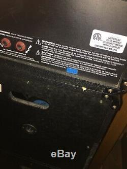 Marshall MG15 MS2 Micro Stack Speakers Only Guitar Amplifier With Head