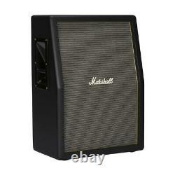 Marshall Origin212A 2x12 160W Vertical Angled Speaker Cabinet, 8 Ohms Mono