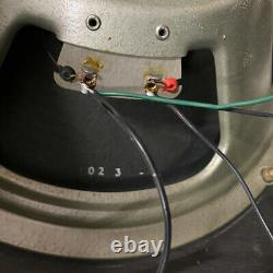 Matched Quad 4x Vintage 1972 Celestion G12S 20w T1417 12 Speakers 102 3 Cones