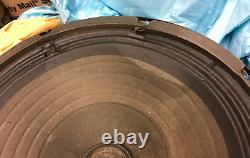 Matched quad CTS 10 Ceramic Speakers1978, Fender Super Reverb