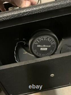 Mesa Boogie 1x12 Open Cabinet Black Shadow 8 Ohms, 50 Watt Speaker