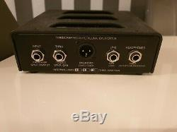 Mesa Boogie CabClone 16 ohms speaker simulator and loadbox